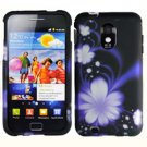 For Samsung Galaxy S II Epic 4G Touch D710 Cover Hard Case B-Flower