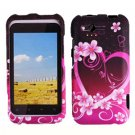 For HTC Rhyme Cover Hard Phone Case Love