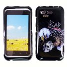 For HTC Rhyme Cover Hard Phone Case Eagle