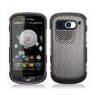 For Pantech Breakout Cover Hard Phone Case Carbon Fiber