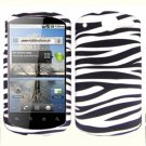 For Huawei impulse U8800 / ideos X5 Cover Hard Phone Case Zebra