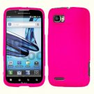 For Motorola Atrix 2 4G MB865 Cover Hard Case H-Pink