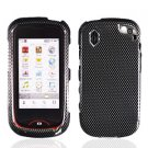For Pantech Hotshot Cover Hard Phone Case Carbon Fiber