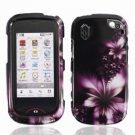 For Pantech Hotshot Cover Hard Phone Case L-Flower