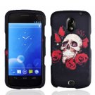 For Samsung Galaxy Nexus Hard Cover Phone Case R-Skull