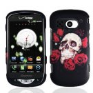 For Pantech Breakout Cover Hard Phone Case R-Skull