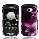 For Pantech Breakout Cover Hard Phone Case L-Flower
