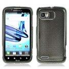 For Motorola Atrix 2 4G MB865 Cover Hard Case Carbon Fiber