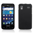 For Samsung Galaxy S Glide Cover Hard Case rubberized Black