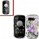 For Pantech Breakout 4G Cover Hard Case G-Lily +Screen 2-in-1