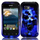For LG Eclypse 4G Cover Hard Case B-Skull