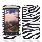 FOR HTC Radar Cover Hard Phone Case Zebra