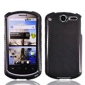 For Huawei ideos X5 / impulse U8800 Cover Hard Phone Case Carbon Fiber