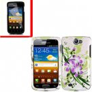For Samsung Exhibit II 4G T679 Cover Hard Case G-Lily +Screen Protector