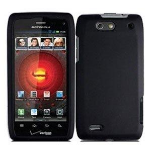 For Motorola Droid 4 XT894 Cover Hard Case Black