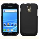 For Samsung Galaxy S II X Cover Hard Case Rubberized Black