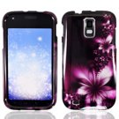 For Samsung Galaxy S II X Cover Hard Case L-Flower