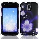 For Samsung Galaxy S II X Cover Hard Case B-Flower