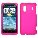 For HTC Hero S Cover Hard Phone Case Hot Pink