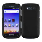 For Samsung Galaxy S Blaze 4G Cover Hard Case Black +Screen 2 in1