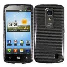 For LG Optimus LTE Cover Hard Case Carbon Fiber ( Nitro HD P935 / P930 )