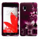 Phone Case For LG Optimus G L-Flower Hard Cover ( E971 / E973 / E975 )