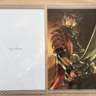 Devil May Cry 4: Clearfile Dante Signed by Jo Chen
