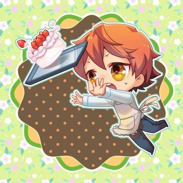 Pillow Ver 14 - Kenji the Homemaker