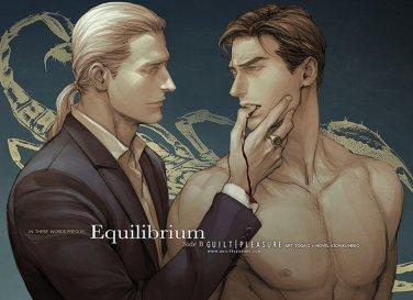 Equilibrium: Side B (Illustrated Novel)