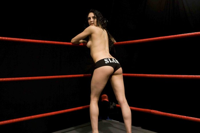 Wwe naked all