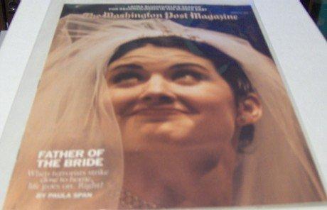 Washington Post Magazine 24 March 2002 (CK0057)