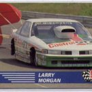 1991 Pro Set NHRA Larry Morgan Racing Card #85 (CK0075)