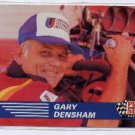 1991 Pro Set NHRA Gary Densham Racing Card #113 (CK0075)