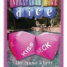 Inflatable Love dice