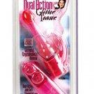 Dual Action Glitter Teaser Vibrator