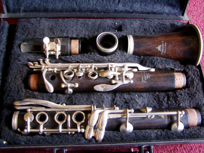 Normandy 4 Wood Clarinet
