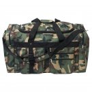 "Extreme Pak Plyester Camoflauge 29"" Tote"
