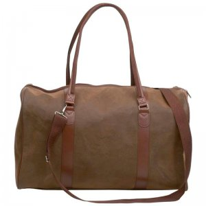 """Embassy 21"""" Faux Leather Tote Bag"""