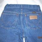 Boys Wrangler Blue Jeans