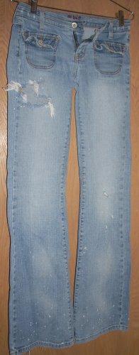 Teen/Girls Blue Jean Pants by Hint