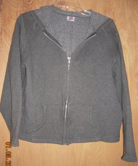 Womens Gray Sweater by Hanes