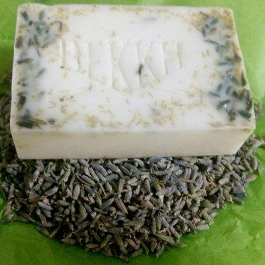 Lavender Goat Milk Facial Beauty Bar with Kaolin Clay (3 oz) Vegan
