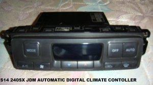 S14 240SX DIGITAL CLIMATE CONTROLLER