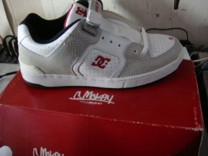DC SHOES GRIFFIN COLIN MCKAY BRAND NEW SIZE 10