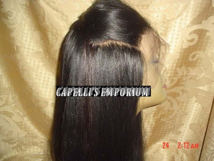 """Beautiful 22""""African American textured Full Lace Wig {Instock} KC-1 Edition"""
