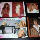 Farrah Fawcett clippings pack #4 80s Japan FINAL SALE!