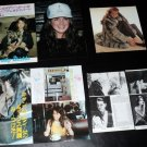 Brooke Shields clippings #9 + Sylvester Stallone FINAL