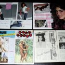 Brooke Shields full page clippings #3 80s Japan FINAL