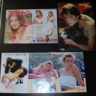 Nastassja Kinski clippings centerfold Japan 80s FINAL!