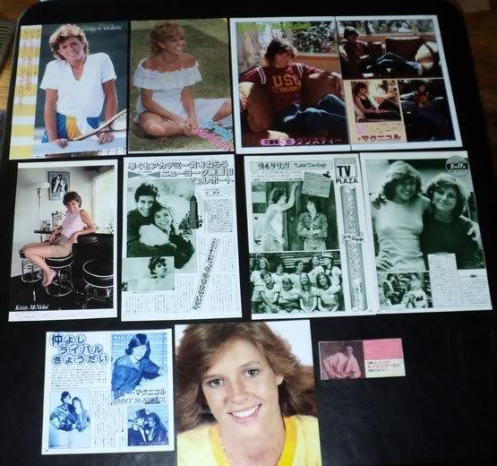 Kristy McNichol clippings #1 + Jimmy McNichol FINAL!